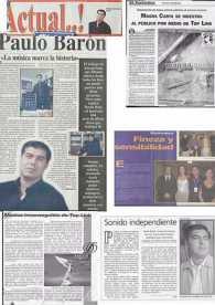 Jornais diversos